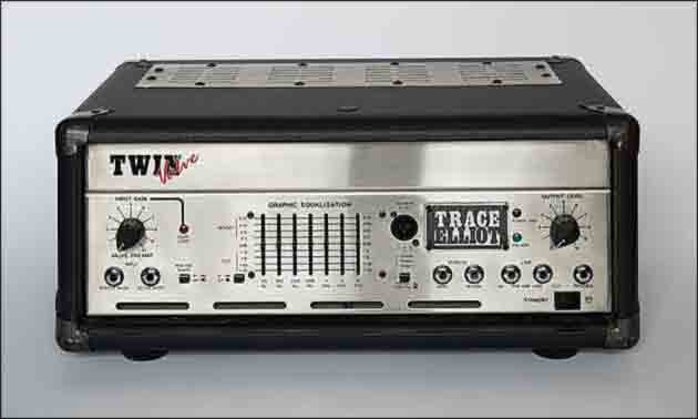 Trace and Elliot Twin Valve Amp
