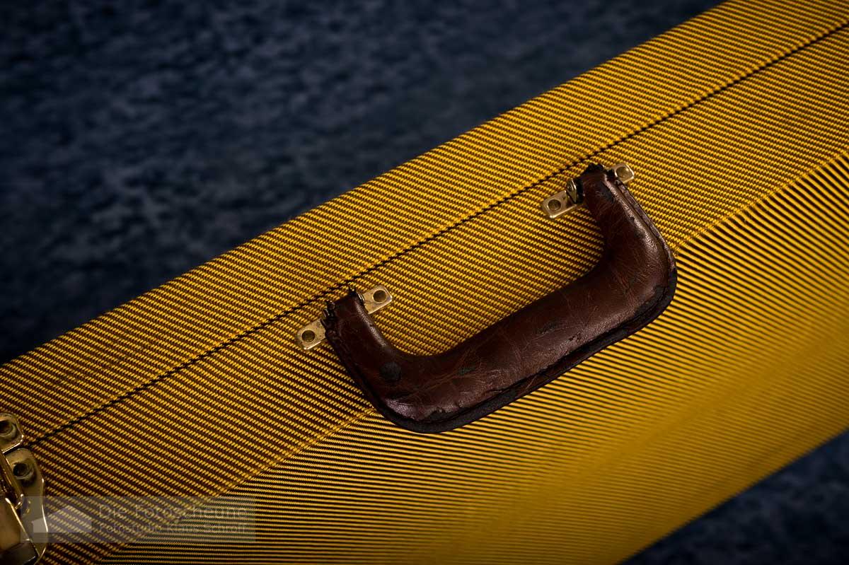 tweed koffer