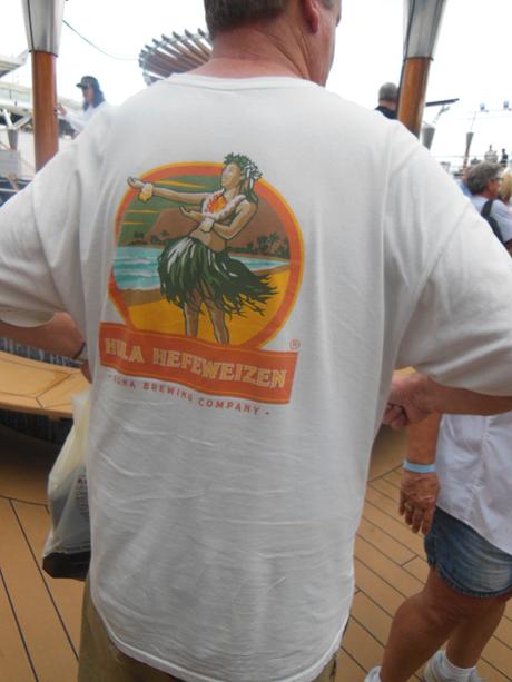 Auf Hawaii gibt doch Bier