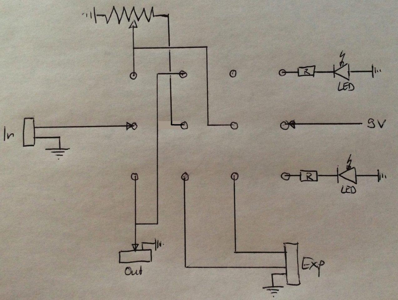 Ausgezeichnet Activebass Schaltplan Ideen - Schaltplan Serie Circuit ...