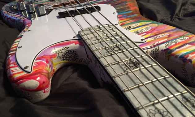 Gitarren- und Bassbau