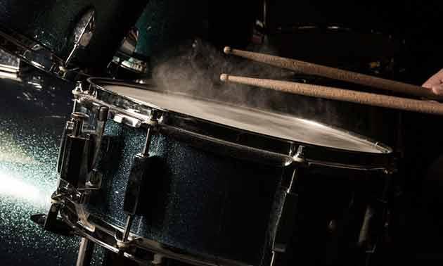 Wertschätzung Drum-Equipment