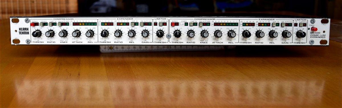 Klark Teknik DN 500 [Reserviert bis Geldeingang] | Musiker-Board