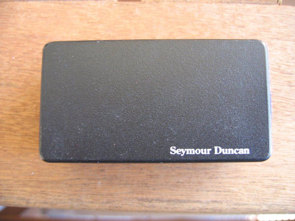 Seymour Duncan BLACKOUTS Metal, AHB-2 Stegtonabnehmer (aktiv ...