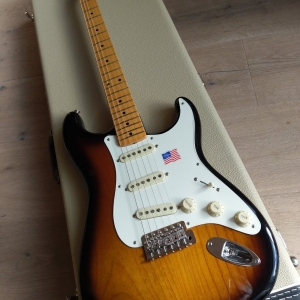Fender Eric Johnson Strat, sunburst
