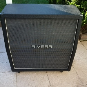 Rivera 4x12 Box, 8 Ohm, Celestion Vintage30