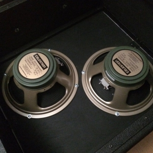 Celestion G12-M 25 16 Ohm Greenback