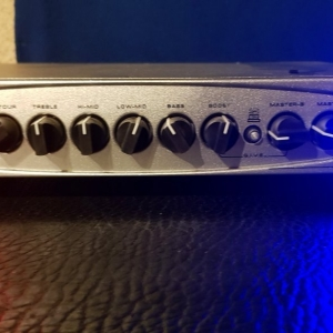 Gallien Krueger MB 500 Bass Amp