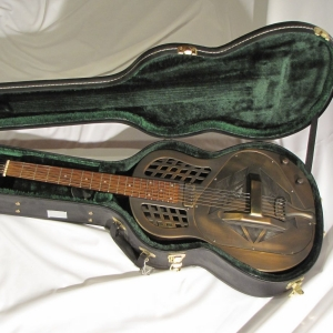 Akustik Gitarre Johnson JM-999 Resonator Tricone