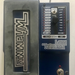 Digitech Whammy Bass