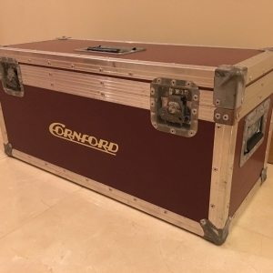 Cornford flight case für MK50/MK50II/RK100