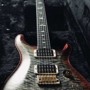 PRS Custom 24 Top 10 Wood Library