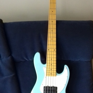 Sadowsky NYC 5-string Bass