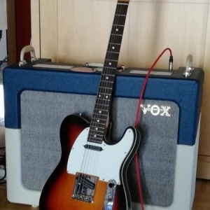 VOX AC30C2 TV-BC - LIMITED EDITION