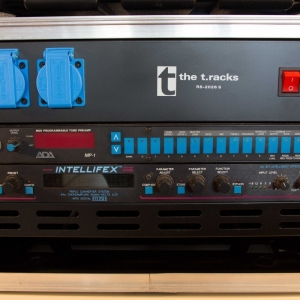 ADA MP-1, Rack Power Supply, 6HE Rack Case