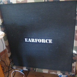 Earforce XXL 4x12 Box, made in Germany by HoS