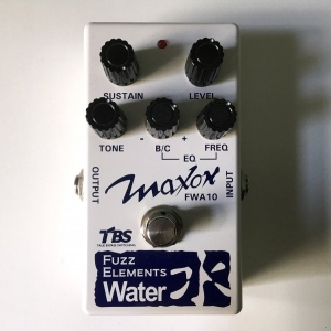 Verkaufe MAXON FUZZ - FWA10 / Fuzz Elements WATER