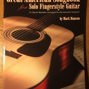 Great American Songbook for Fingerstyle Guitar