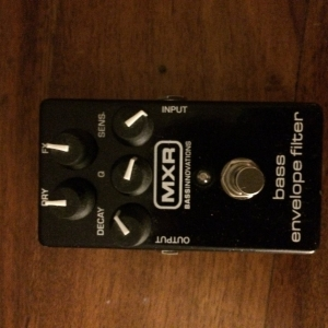 Jim Dunlop MXR M 82 Bass Envelope Filter