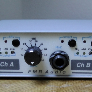 FMR Audio RNP 8380 Mic Preamp