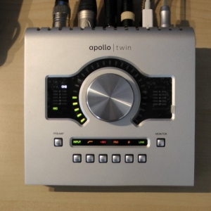 UAD Apollo Twin Duo Interface