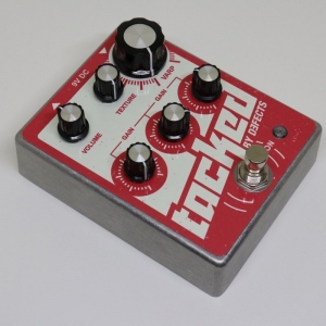 Defects Tacked / Death by Audio Pinned clone