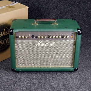 SUCHE Marshall AS50D green