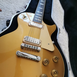 Gibson Les Paul Gold Top 1981