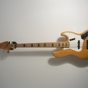 73er Fender Jazz Bass
