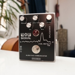 Spaceman Wow Signal Filter Fuzz