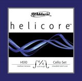 Helicore Cellosaiten - ein kurzes Review