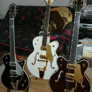 The Gretsch Ladies :)