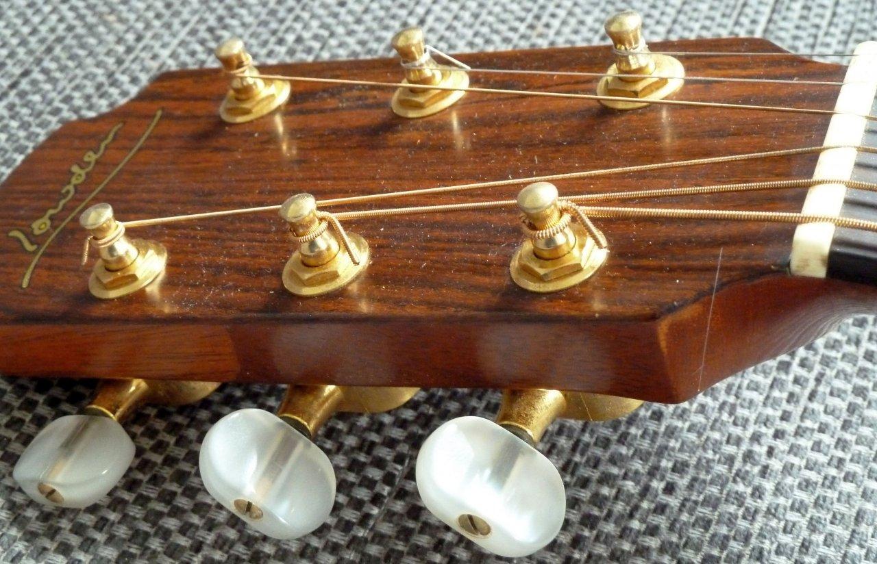 Wie die Saitenenden entfernen [Akustik-Gitarre] | Musiker-Board