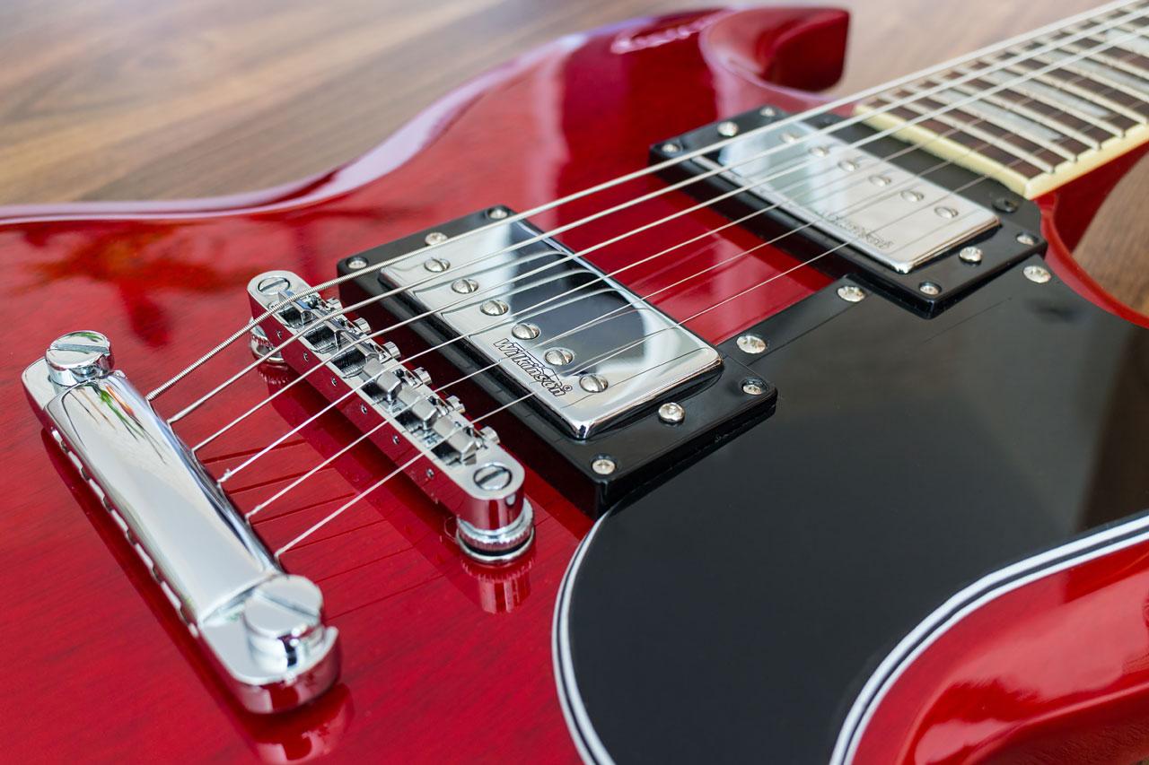 Großzügig Verkabelung Von Gitarren Pickups Galerie - Elektrische ...